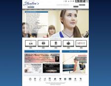 Дизайн сайта Stanton`s
