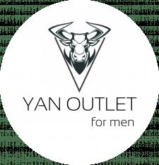Логотип для аккаунта в инстаграм (мужская одежда)