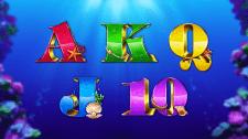 Unique symbols for slot game