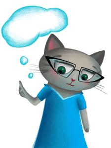Детская иллюстрация к комиксу
