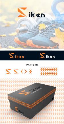 Siken спортивная обувь