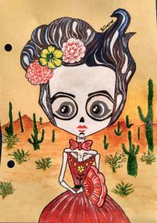 Иллюстрация для открытки/Обложки