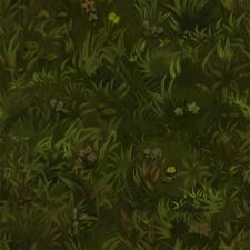 Seamless texture (grass)