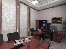 Кабинет директора в Гайсине