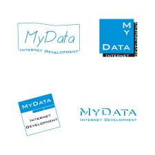 "Сайт веб-разработчика ""My Data"" (варианты)"