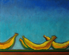 """Картина """"Бананы"""""""