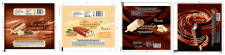 линейка упаковок для мороженого
