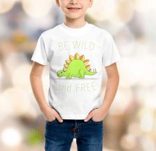 Создание принта для детской футболки