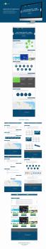 Дизайн сайта Web студии Razum.io