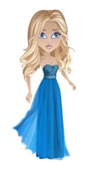 Куколка Dress Up