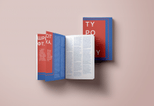 Верстка брошюры
