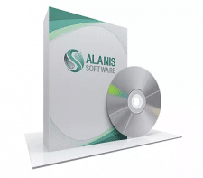 ALANIS Book Scan Processing