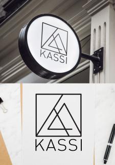 Конкурсная работа. Логотип для бренда сумок