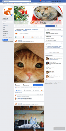 Создание и продвижение группы в Facebook (ENG)