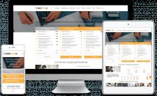 Разработка сайта аутсорсинговой компании СмартОфис