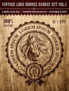 Лошадка лого