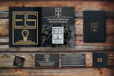 Corporate identity for ES