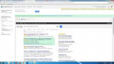 Вид поискового объявления