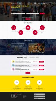 Сайт Cargo2Share.com