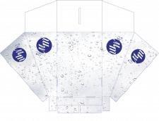Дизайн развертки шоу-бокса для мыла