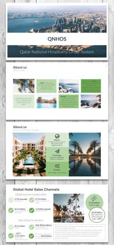 Презентация для инвесторов в Катаре