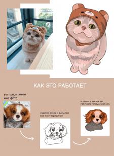 Портрет вашего животного