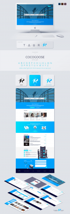 TalentRiser Website & Branding