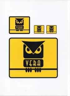 Логотип для издательства VERA