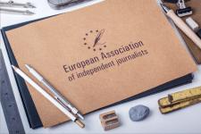 """Редизайн логотипа """"Европейского союза независимых"""