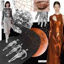 Пример коллажей на модную тематику
