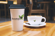 Лого для Sweetopia