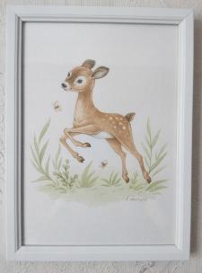 Оленёнок (Little deer)