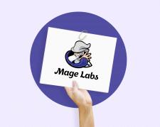 Разработка логотипа MageLabs