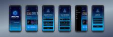 Дизайн мобильного приложения - лаунчер для GTA про