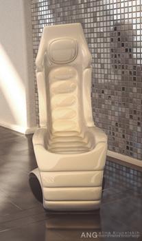 Дизайн кресла