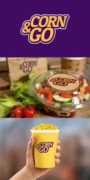 Логотип «Corn & Go»