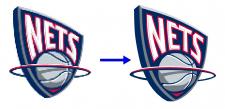 Векторизація логотипа