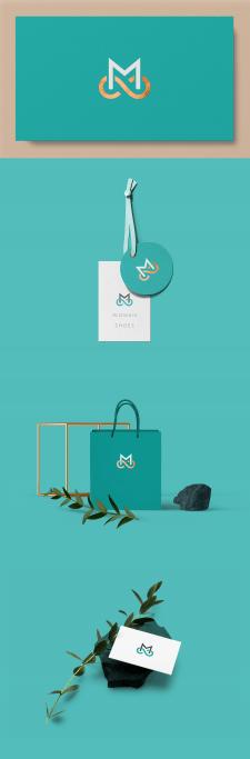 логотип для бренда женской обуви