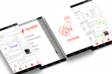 Cockeas Mobile App
