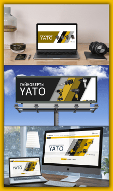 Banner for YATO