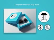 """Логотип """"Jelly Jewel"""""""