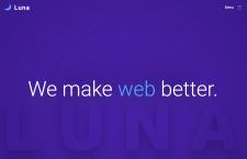 Luna Website