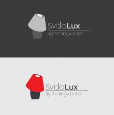 """Логотип для компании по продаже светильников """"SvitloLux"""""""