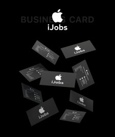 iJobs business card