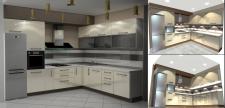 кухня 04 (программа: PRO100)