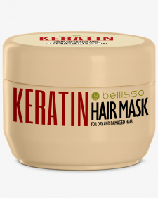 "Дизайн упаковки ""Keratin Hair Mask"""