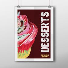 постеры, вектор
