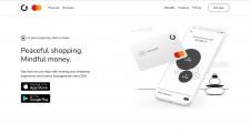 Лэндинг для мобильного приложения Mastercard
