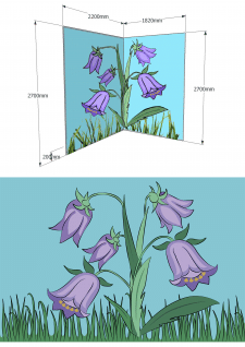 Изображение для печати согласно картинке