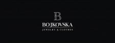 Разработка логотипа для бренда ТМ Bojkovska